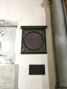 Monument to Da Vinci